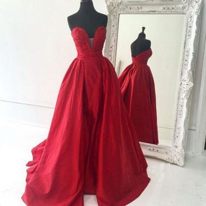 2017 Deep V Neck Prom Dresses,Long ..