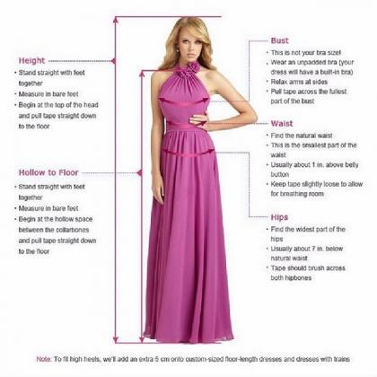 Romantic Prom Dresses,Open Back Pro..