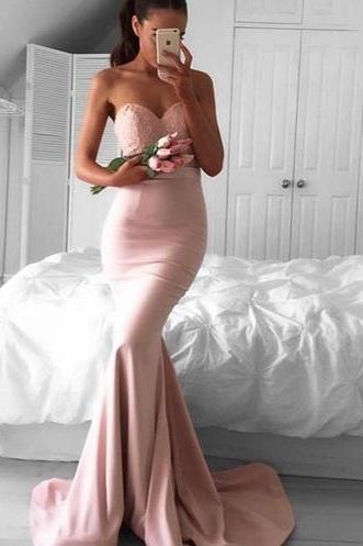 Mermaid Prom Dresses,Bridesmaid Dresses,Sexy evening dress,Backless Prom Dresses,Evening Dress,Formal Dress,Spaghetti Straps Prom Dresses,