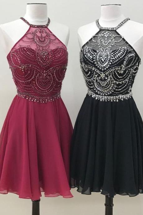 Sexy Party Dress, short Prom Dress, Short Homecoming Dresses