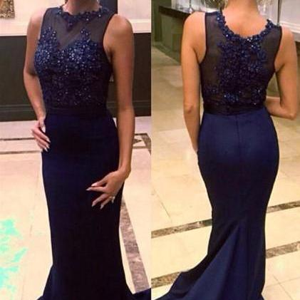 2016 Mermaid Prom Dresses Appliques Court Train Evening Gowns with Beadings Mermaid Off Shoulder Prom Dresses, long Party Dresses, Evening